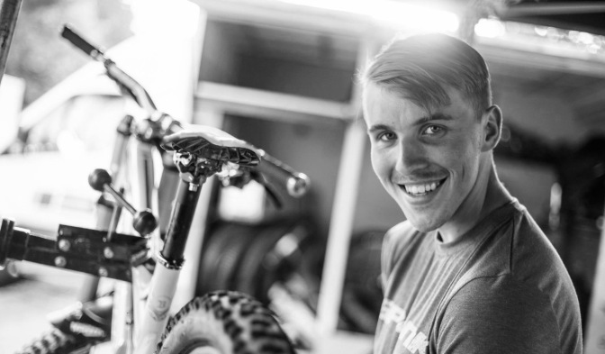 Stanislav Sehnal // Country: Czech Rep. Discipline: DH Team: Banshee Factory Team Stanley is dedicated young rider who scored top results mainly in national races as well as at some another races throughout Europe. He has already taken a Czech National Champion title in Elite category in 2014 and we believe that the best is only yet to come.